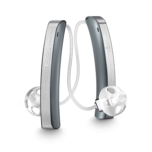 Receiver in the Canal signia hearing aid Styletto