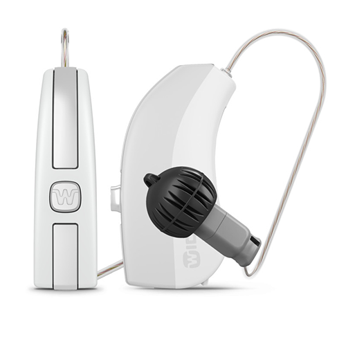 Widex Evoke Behind the Ear Hearing aid
